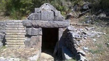 Parco archeologico di Roccagloriosa
